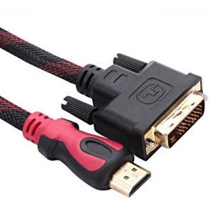 کابل تبدیل HDMI به DVI مدل BAMA31 طول 1.5 متر