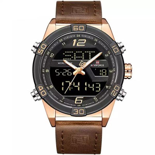 کد تخفیف                                      ساعت مچی دیجیتال مردانه نیوی فورس مدل NF9128M /GHAH-ROZ-ME