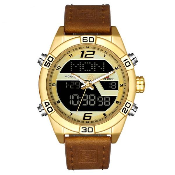 کد تخفیف                                      ساعت مچی دیجیتال مردانه نیوی فورس مدل NF9128M /GHAH-TA