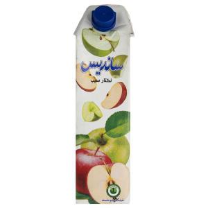نکتار سیب ساندیس مقدار 1 لیتر