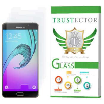 محافظ صفحه نمایش تراستکتور مدل GLS مناسب برای گوشی موبایل سامسونگ Galaxy A3 2016 بسته 3 عددی