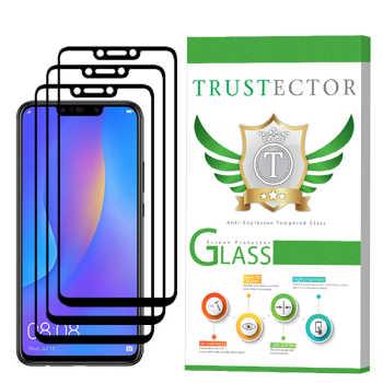محافظ صفحه نمایش تراستکتور مدل GSS مناسب برای گوشی موبایل هوآوی Nova 3 / Nova 3i بسته 3 عددی
