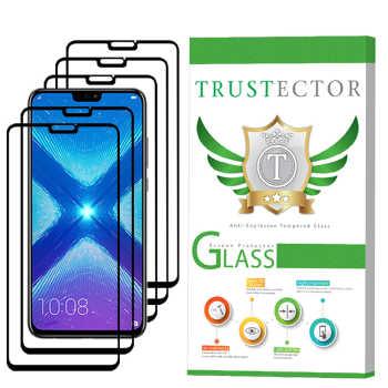 محافظ صفحه نمایش تراستکتور مدل GSS مناسب برای گوشی موبایل آنر 8X بسته 5 عددی