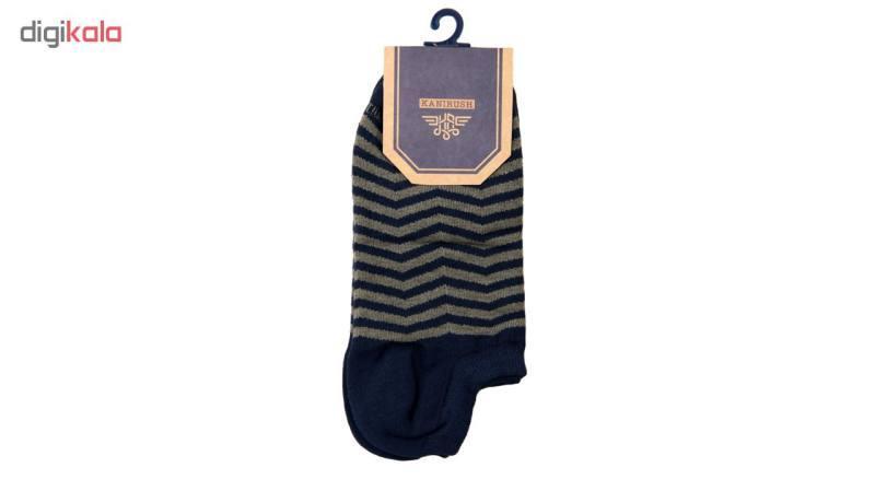 جوراب مردانه کانی راش کد 201933