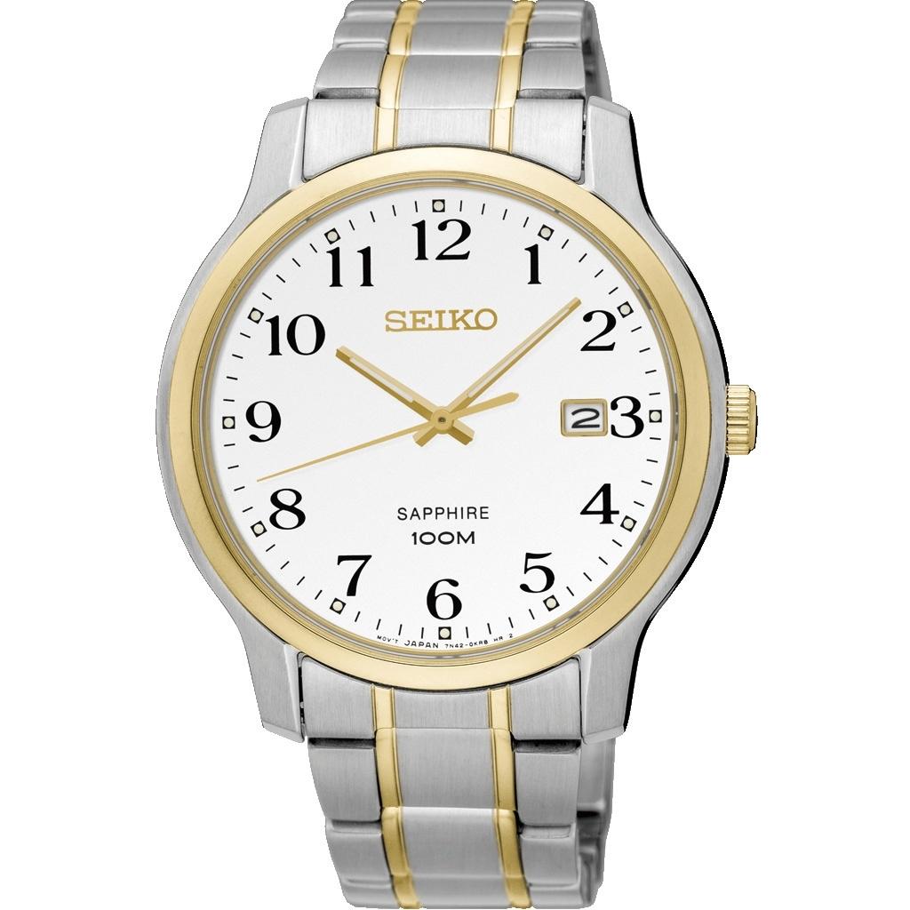 کد تخفیف                                      ساعت مچی عقربه ای مردانه سیکو  مدل   SGEH68P1