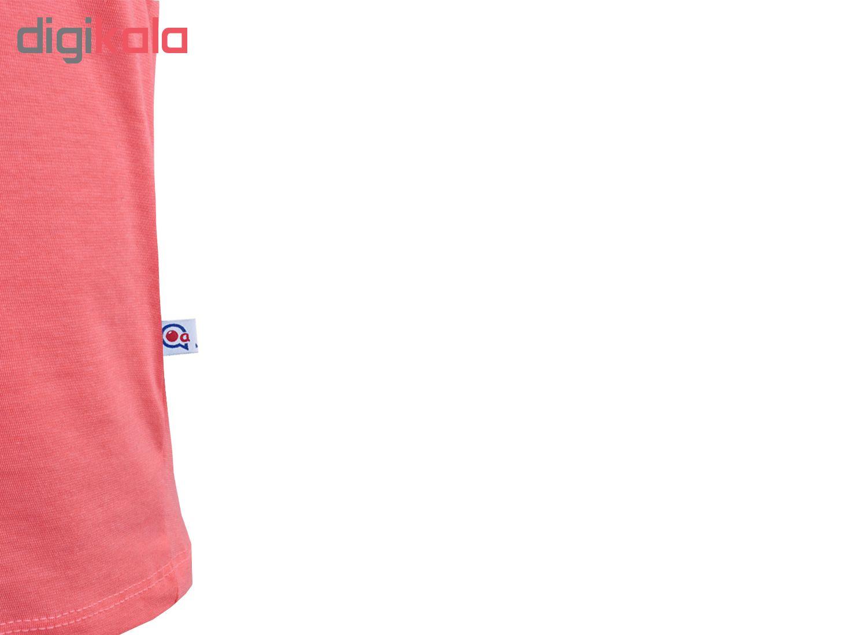 خرید                                      ست تاپ و شلوارک زنانه آکو طرح Barbie کد SG10