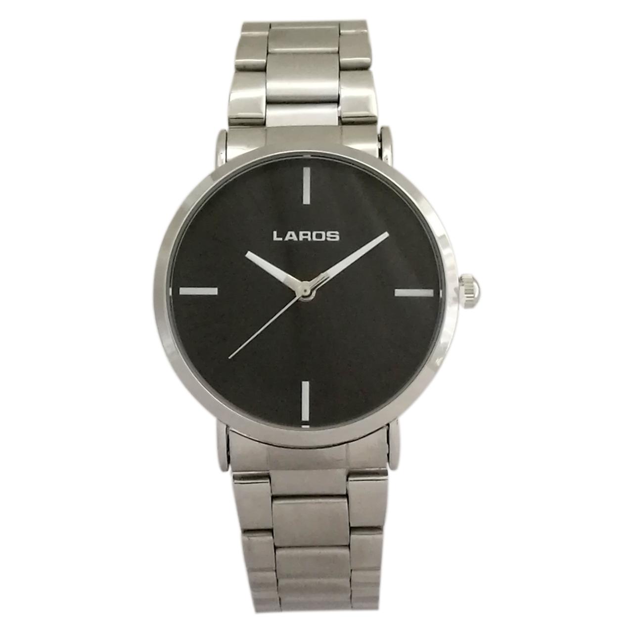 ساعت مچی عقربه ای مردانه لاروس مدل 1117-80141 14