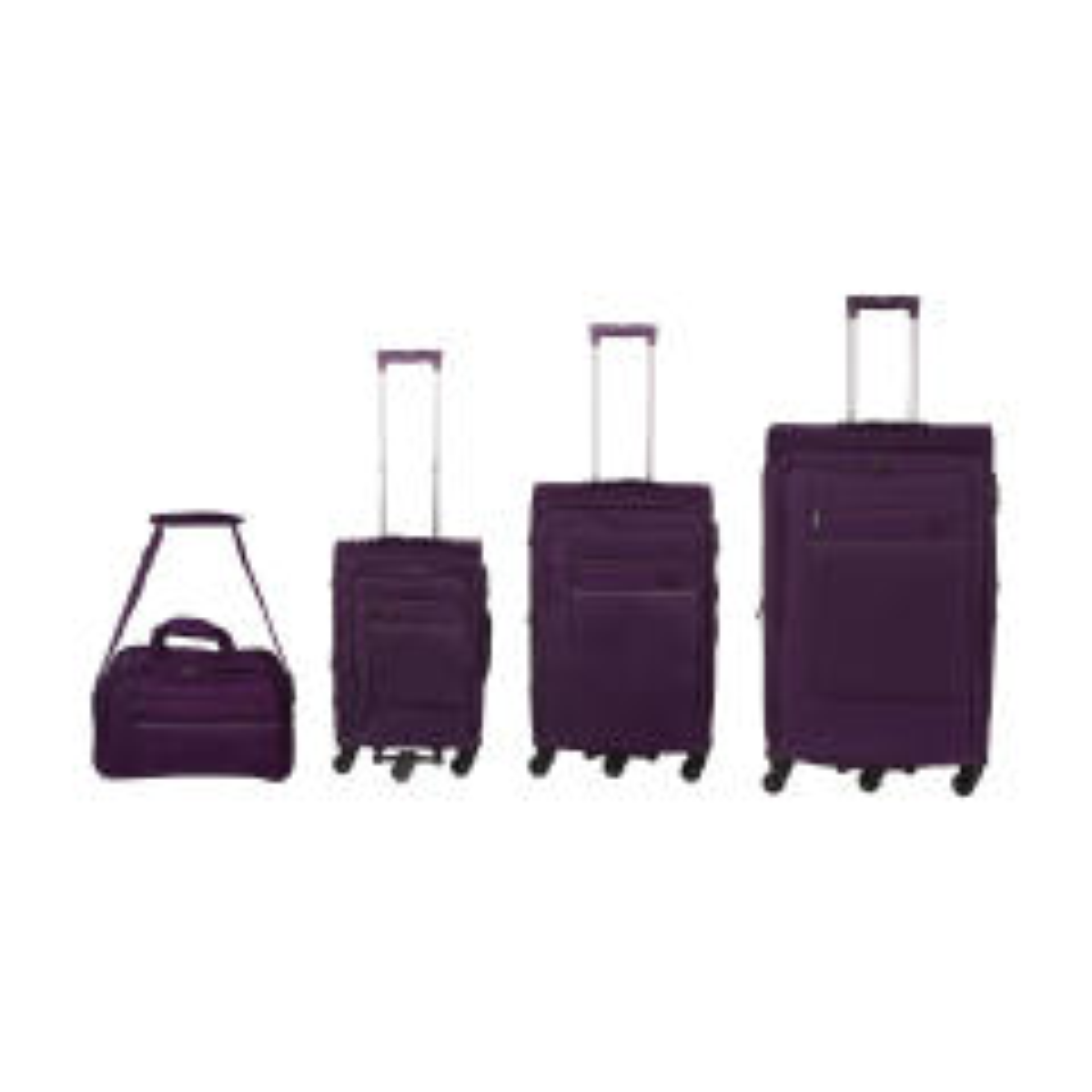 مجموعه چهار عددی چمدان پرستیژ مدل LA 203