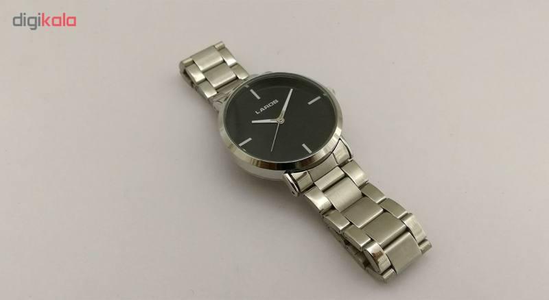 ساعت مچی عقربه ای مردانه لاروس مدل 1117-80141