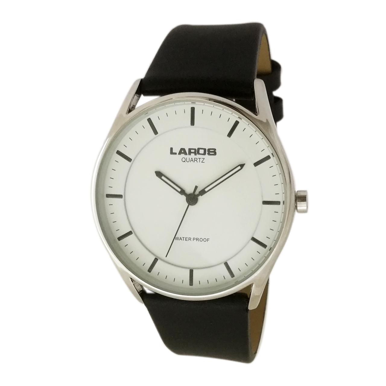 ساعت مچی عقربه ای مردانه لاروس مدل 0917-80073-s