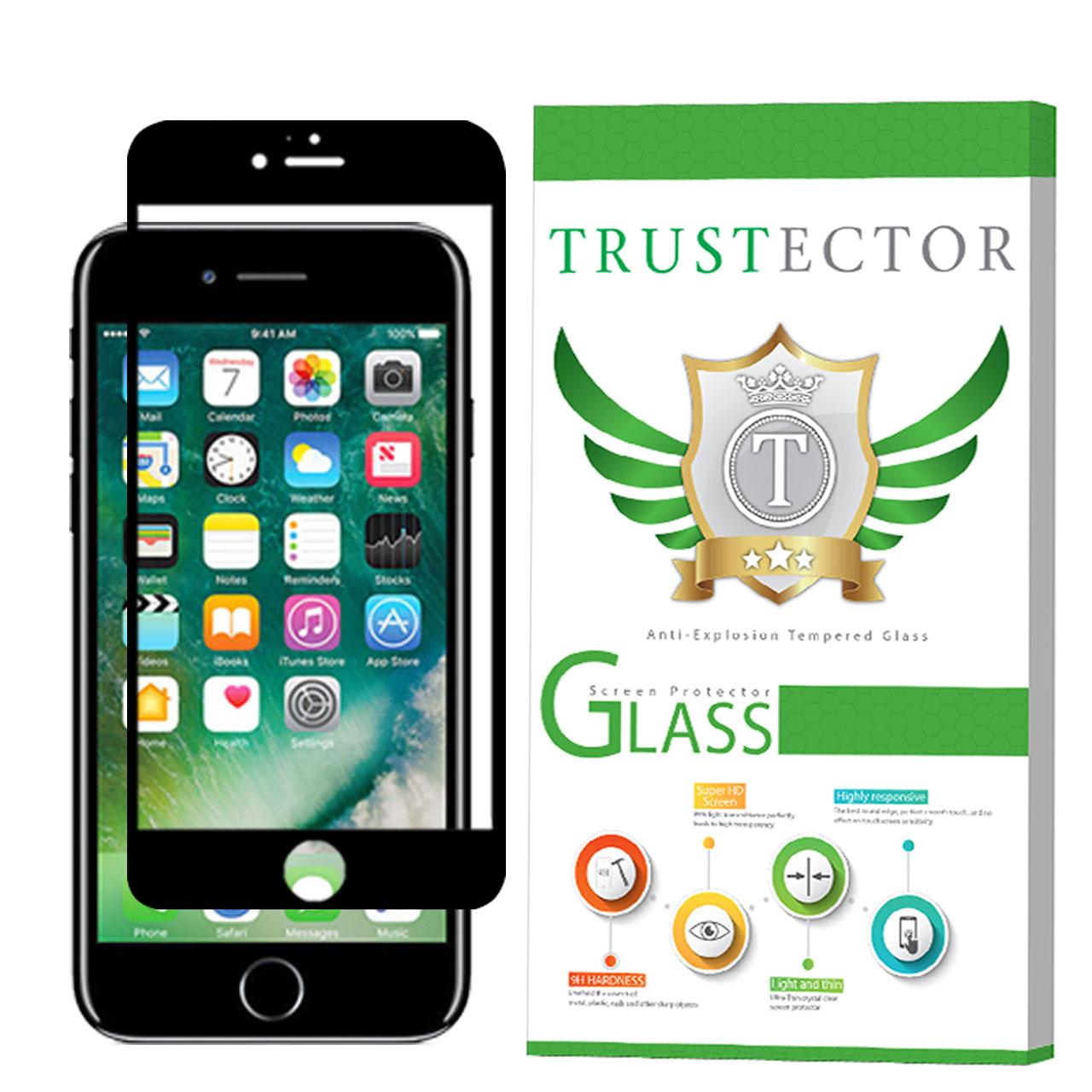 محافظ صفحه نمایش تراستکتور مدل GSS مناسب برای گوشی موبایل اپل iPhone 7 / 8              ( قیمت و خرید)