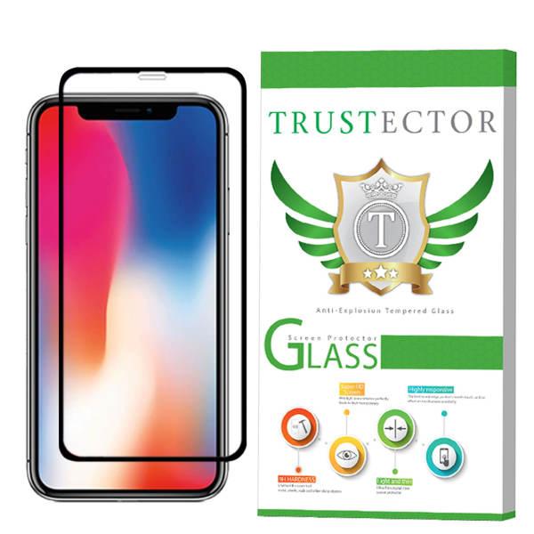 محافظ صفحه نمایش تراستکتور مدل GSS مناسب برای گوشی موبایل اپل iPhone X