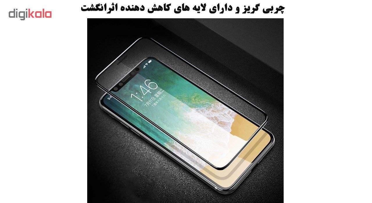 محافظ صفحه نمایش تراستکتور مدل GSS مناسب برای گوشی موبایل اپل iPhone X main 1 5