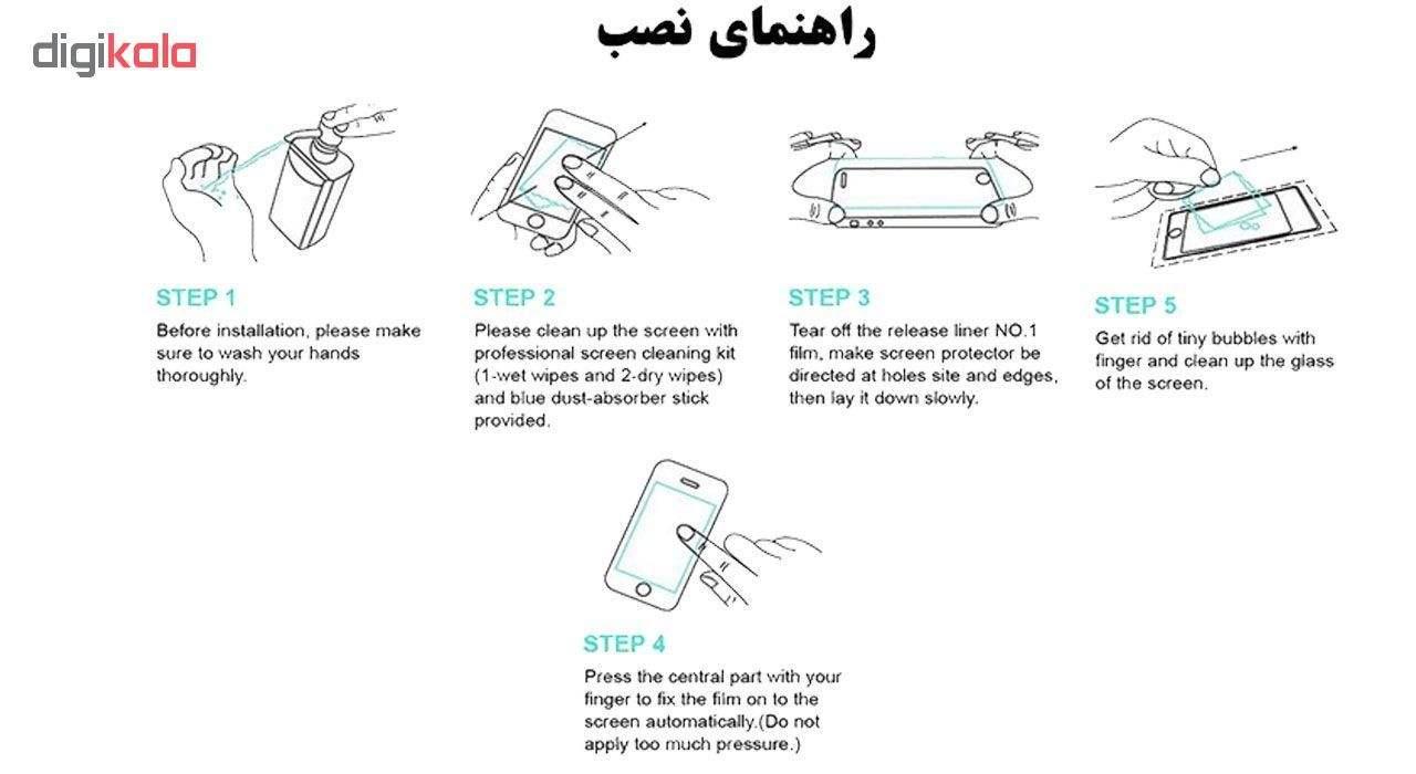 محافظ صفحه نمایش تراستکتور مدل GSS مناسب برای گوشی موبایل اپل iPhone X main 1 7