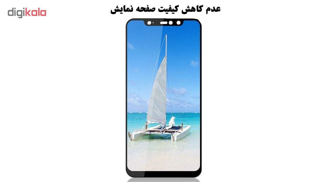 محافظ صفحه نمایش تراستکتور مدل GSS مناسب برای گوشی موبایل شیائومی Redmi Note 6 Pro main 1 4