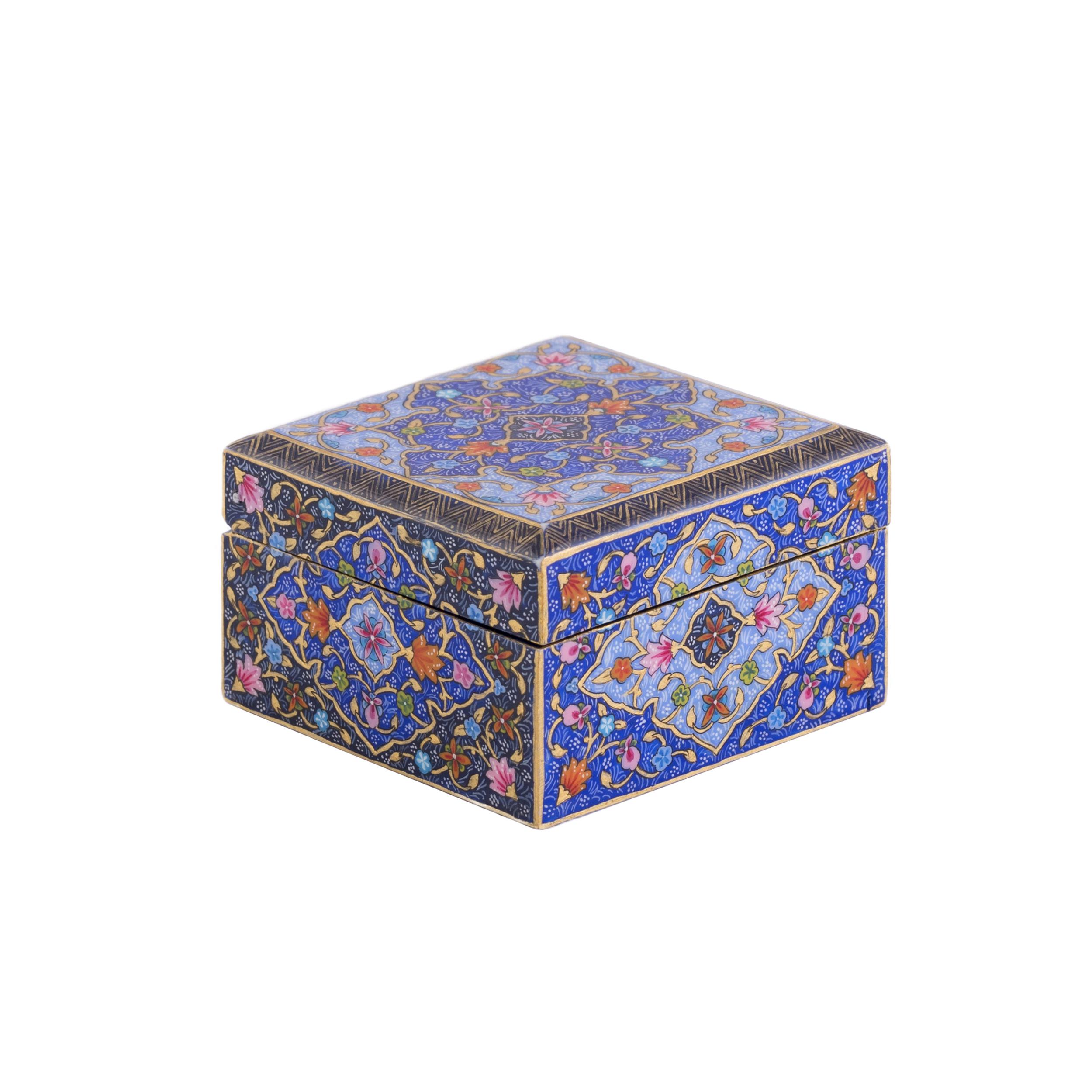 خرید                      جعبه جواهرات استخوانی مدل 44