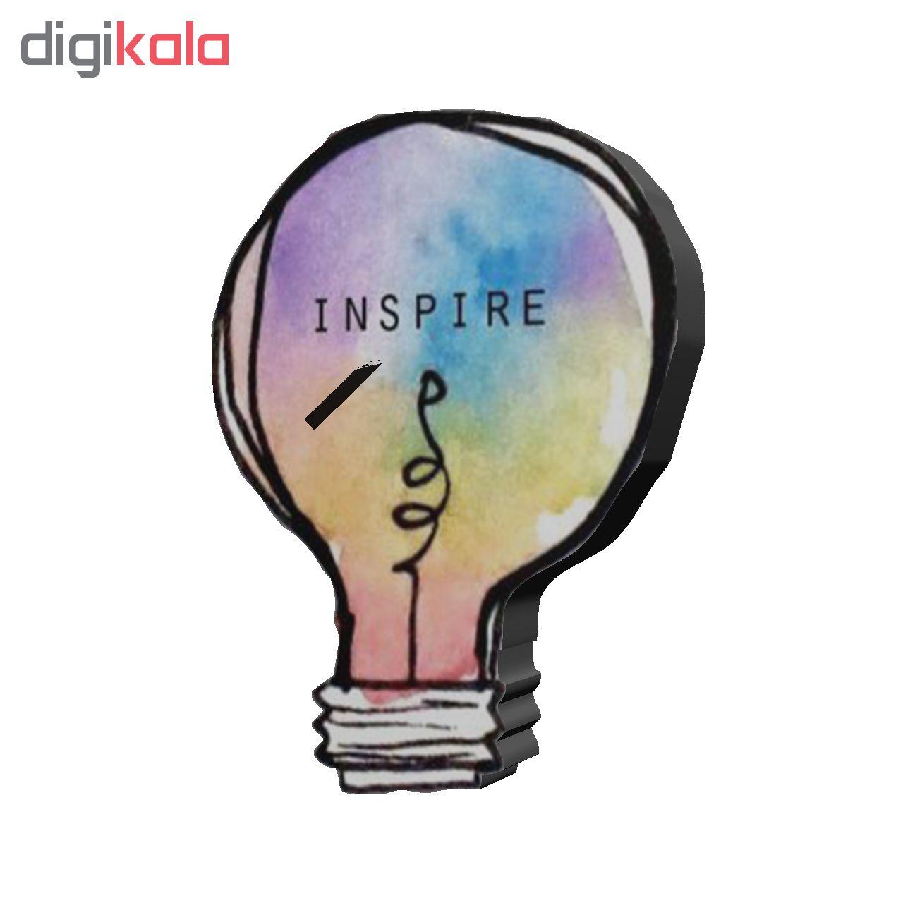 استیکر طرح Inspire  کد 140