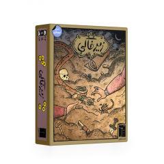 خرید                     بازی فکری زیر خاکی مدل 002