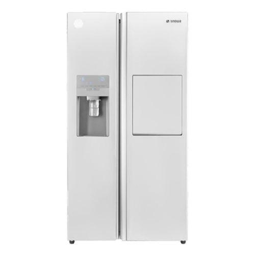 یخچال و فریزر ساید بای ساید اسنوا مدل S8-2350GW
