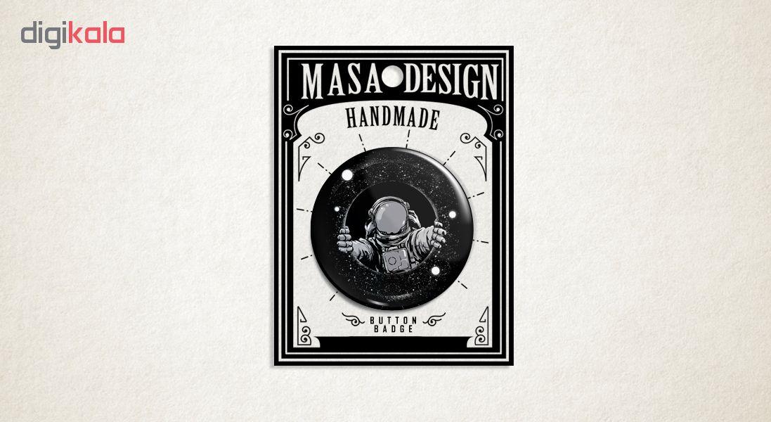پیکسل ماسا دیزاین طرح فضا کد ASD66