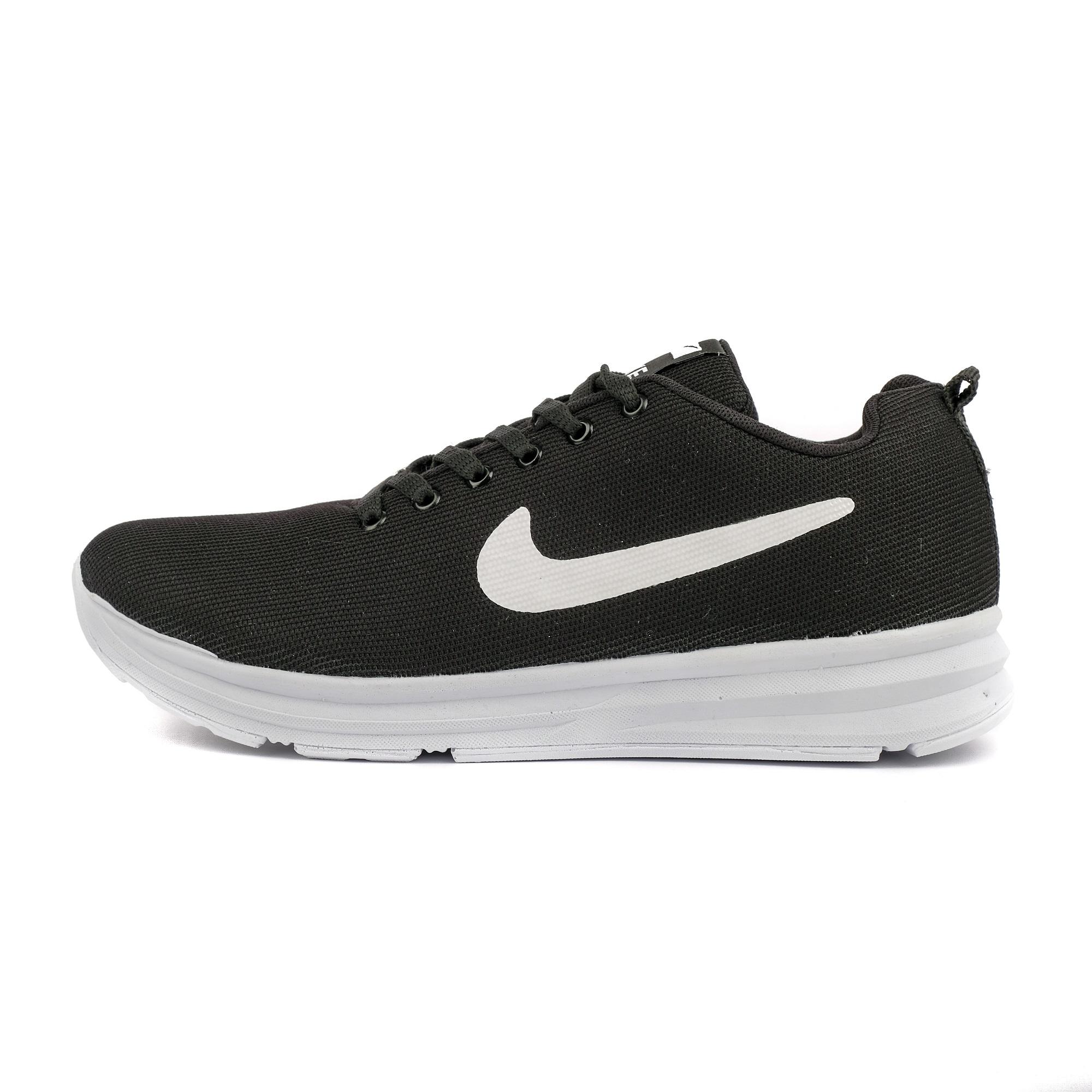 کفش مخصوص پیاده روی مردانه مدل nik_hamed رنگ مشکی
