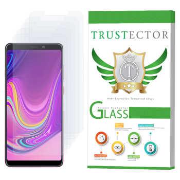 محافظ صفحه نمایش تراستکتور مدل GLS مناسب برای گوشی موبایل سامسونگ Galaxy A9 2018 بسته پنج عددی