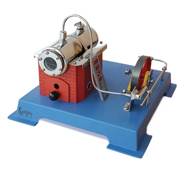 بازی آموزشی صنایع آموزشی مدل ماشین بخار کد 3145