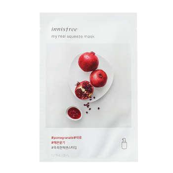 ماسک صورت نقابی اینیس فری مدل Pomegranate
