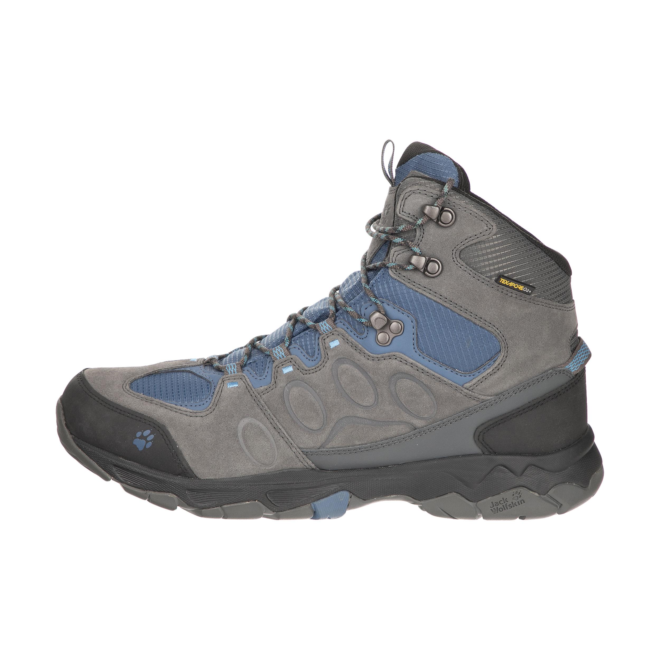 قیمت کفش  کوهنوردی مردانه جک ولف اسکین  مدل  +Texapore o2