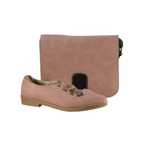 ست کیف و کفش زنانه آذاردو مدل SE014/06