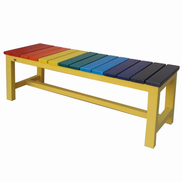 نیمکت طرح رنگین کمان کد Negarestan-R02
