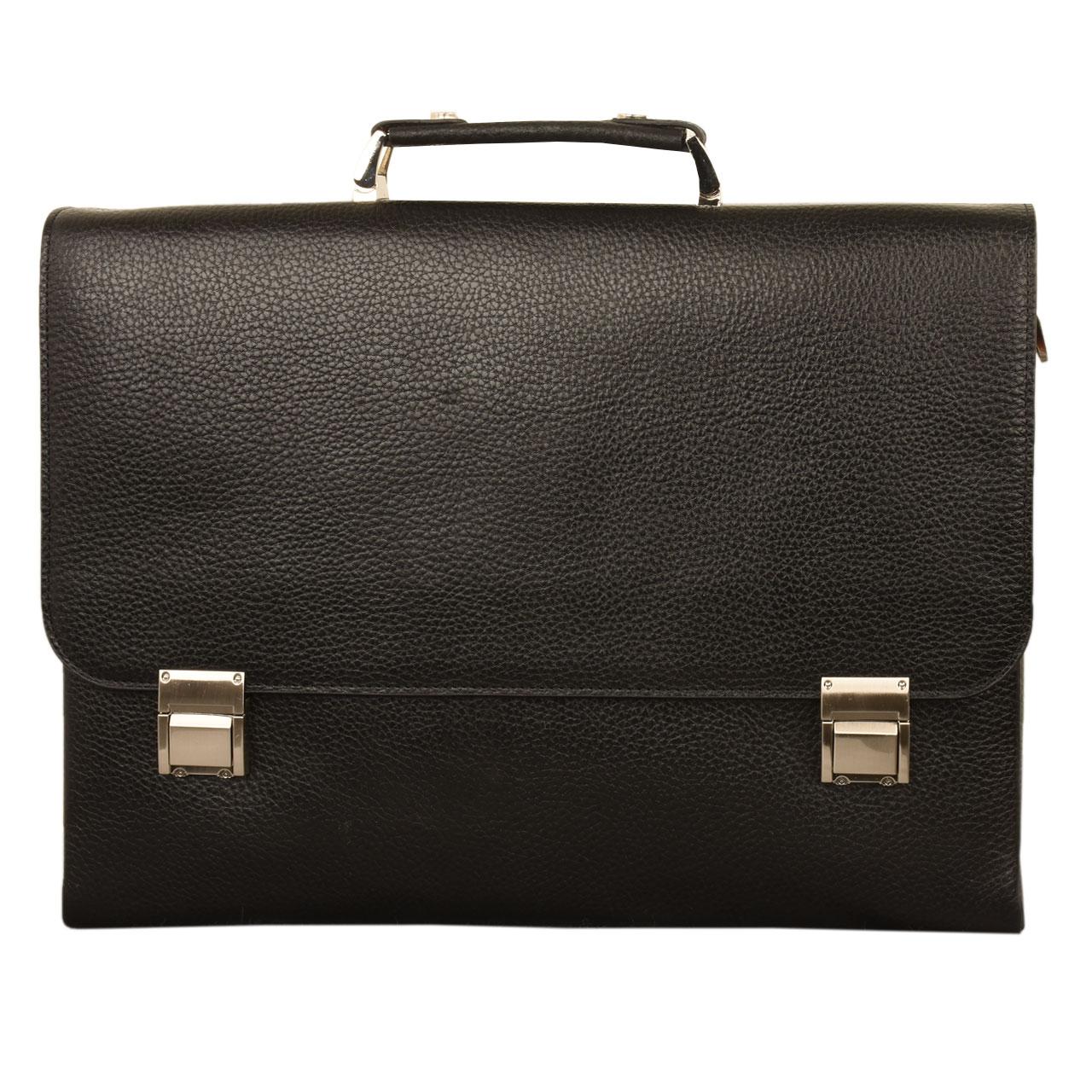 کیف اداری مردانه کهن چرم کد L146