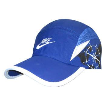 کلاه کپ مردانه مدل NIK-TT کد 20236 رنگ آبی