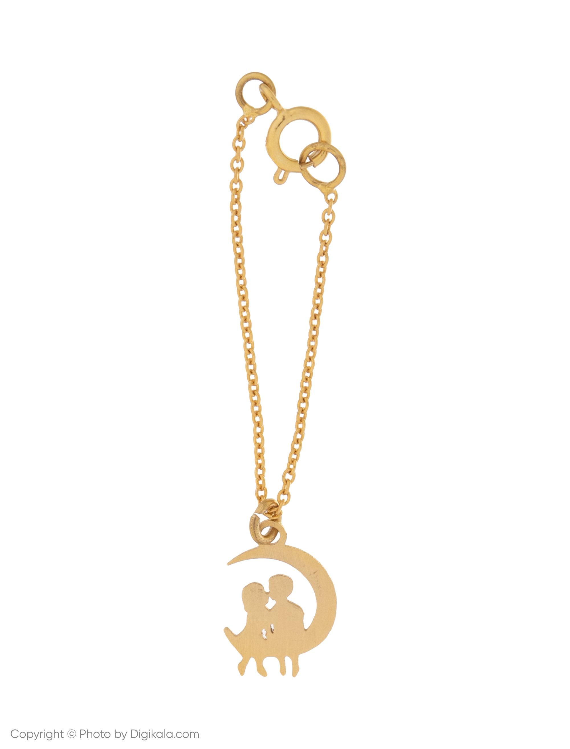 آویز ساعت طلا دخترانه