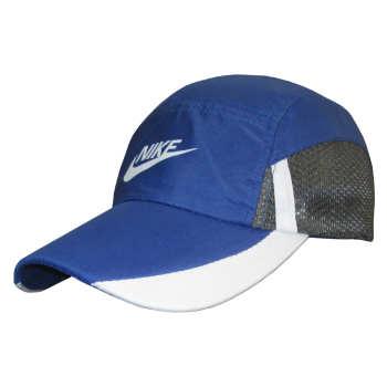کلاه کپ مردانه مدل NIK-T کد 20246 رنگ آبی