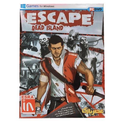 بازی کامپیوتری scape dead island مخصوص PC نشر عصر بازی