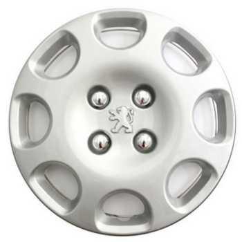 قالپاق چرخ ام اچ بی مدل TAKP06 سایز 14 اینچ مناسب برای پژو 206