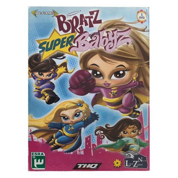 بازی super babyz مخصوص pc نشر لوح زرین نیکان