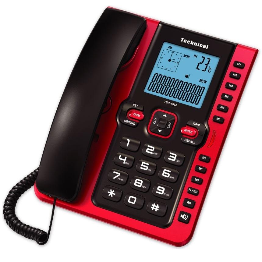 تلفن تکنیکال مدل TEC-1084