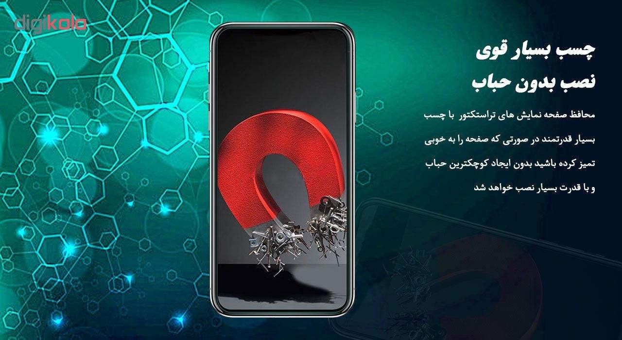 محافظ صفحه نمایش تراستکتور مدل GLS مناسب برای گوشی موبایل سامسونگ Galaxy M20 بسته 5 عددی main 1 4