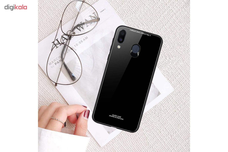 کاور سامورایی مدل GC-019 مناسب برای گوشی موبایل سامسونگ Galaxy M20 main 1 2
