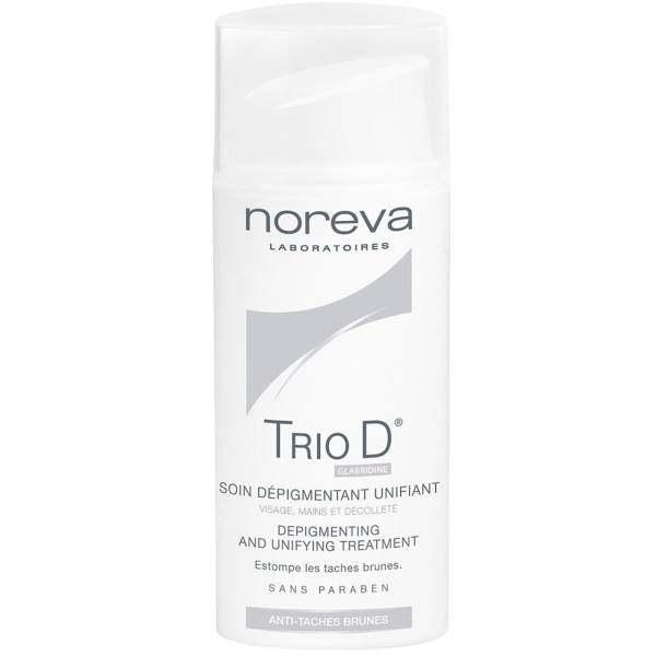 کرم ضد لک نوروا مدل Trio D حجم 30 میلی لیتر