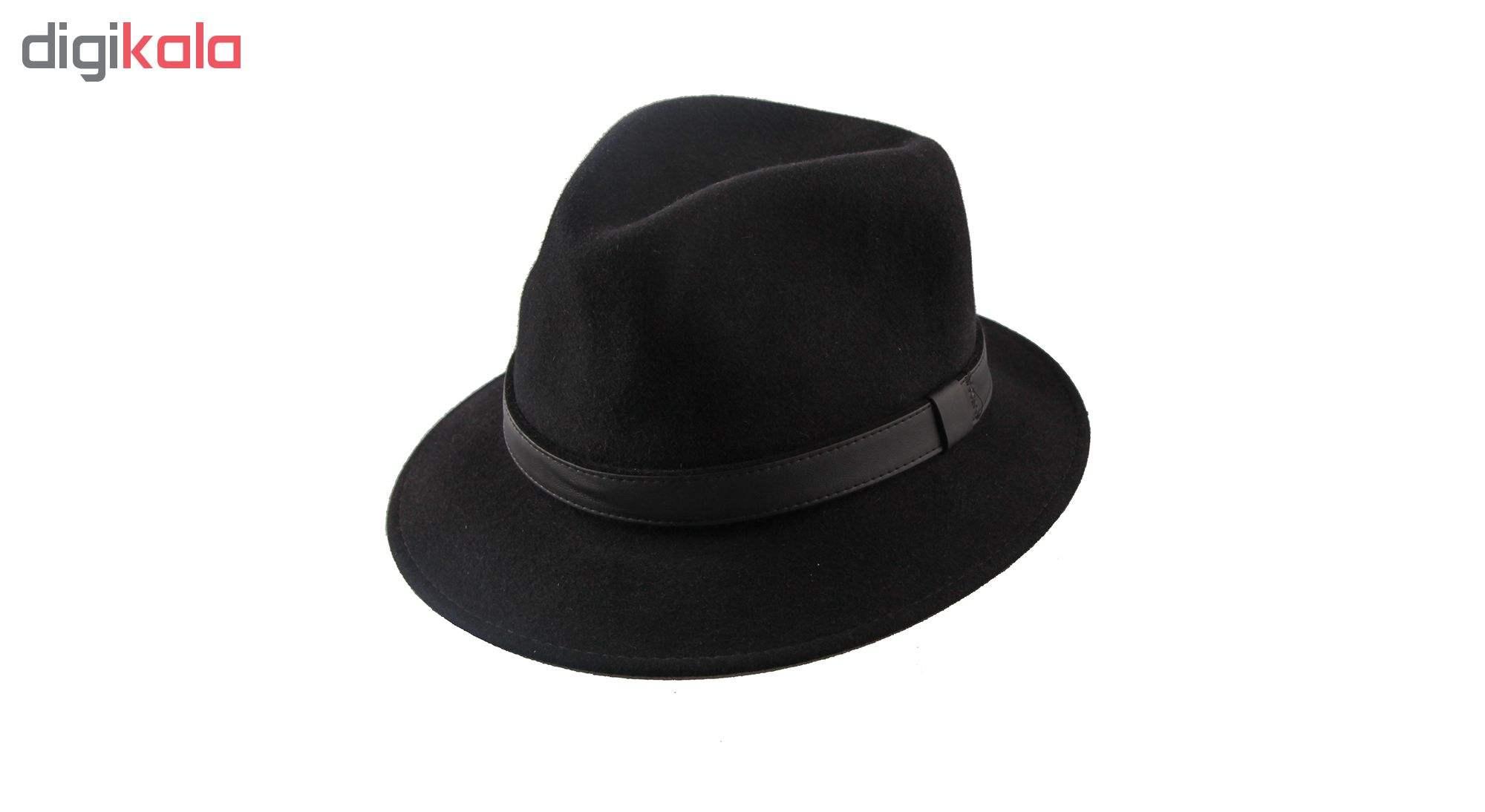 کلاه شاپو مردانه مایزر مدل MA-3 main 1 1