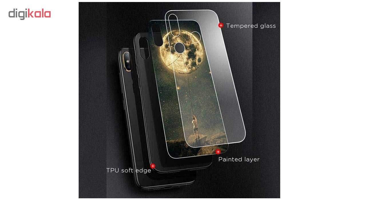 کاور کینگ کونگ مدل PG01 مناسب برای گوشی موبایل هوآوی Nova 3I main 1 12