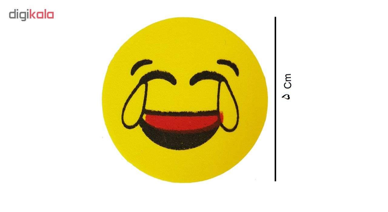 تخته پاک کن وایت برد مدل خنده بسته دو عددی main 1 3
