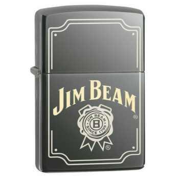 فندک زیپو طرح جیم بیم کد 29770