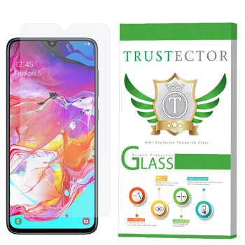 محافظ صفحه نمایش تراستکتور مدل GLS مناسب برای گوشی موبایل سامسونگ Galaxy A70