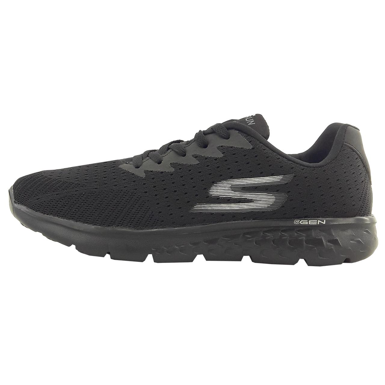 خرید کفش مخصوص پیاده روی زنانه اسکچرز مدل Go Run 400 54354 black