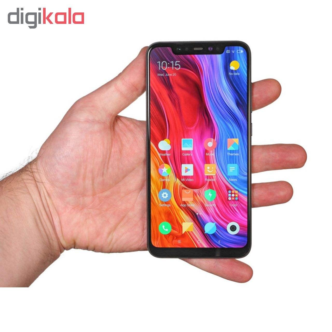 گوشی موبایل شیائومی mi 8 M1803E1A مدل  دو سیم کارت ظرفیت 64 گیگابایت main 1 4