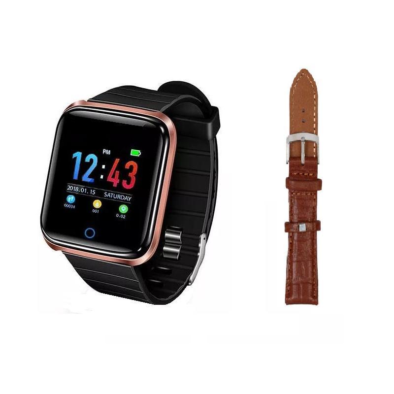 ساعت هوشمند مدل Smrt-d28 به همراه بند